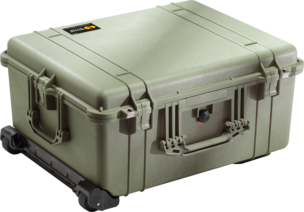 pelican 1610 green mobility case