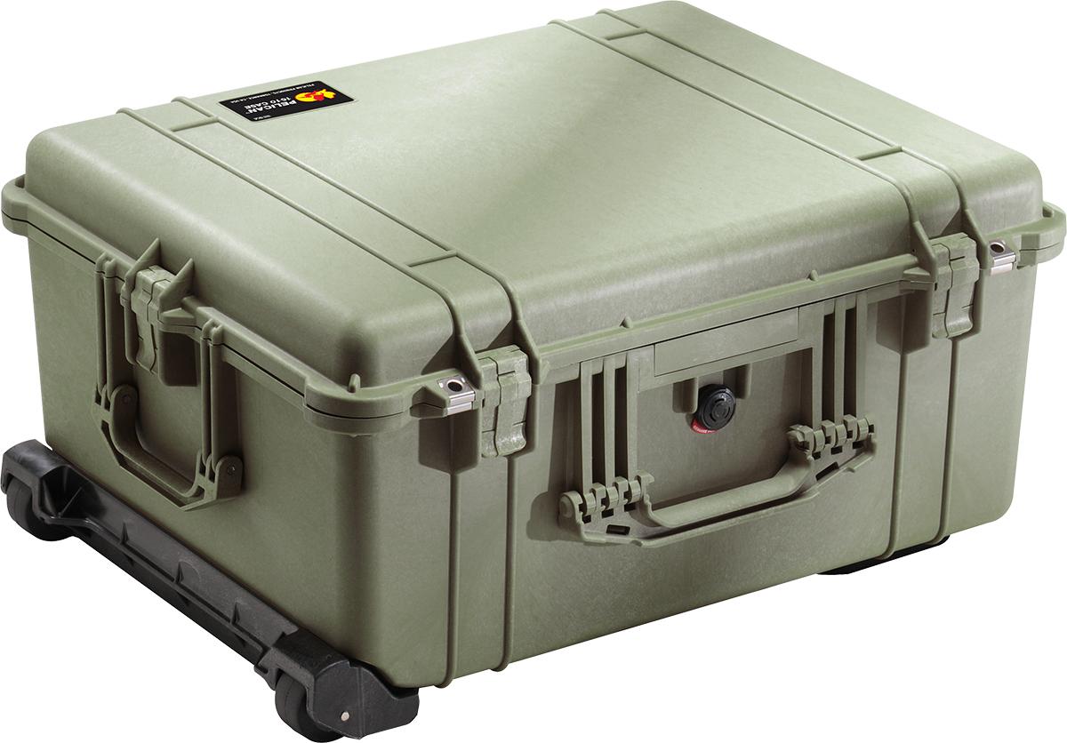pelican 1610 green mobility case