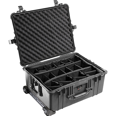 pelican 1610 camera case hard cases