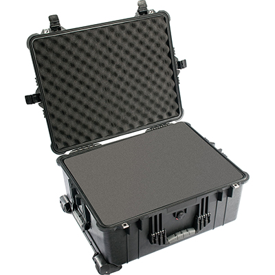 pelican 1610 padded rolling camera hardcase