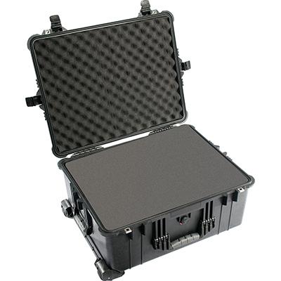 pelican 1610 padded rolling camera hardcase
