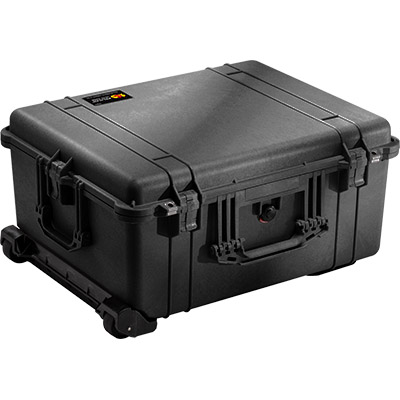 pelican 1610 rolling travel video camera case