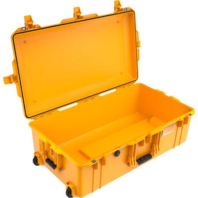 peli 1615 air no foam protective travel case