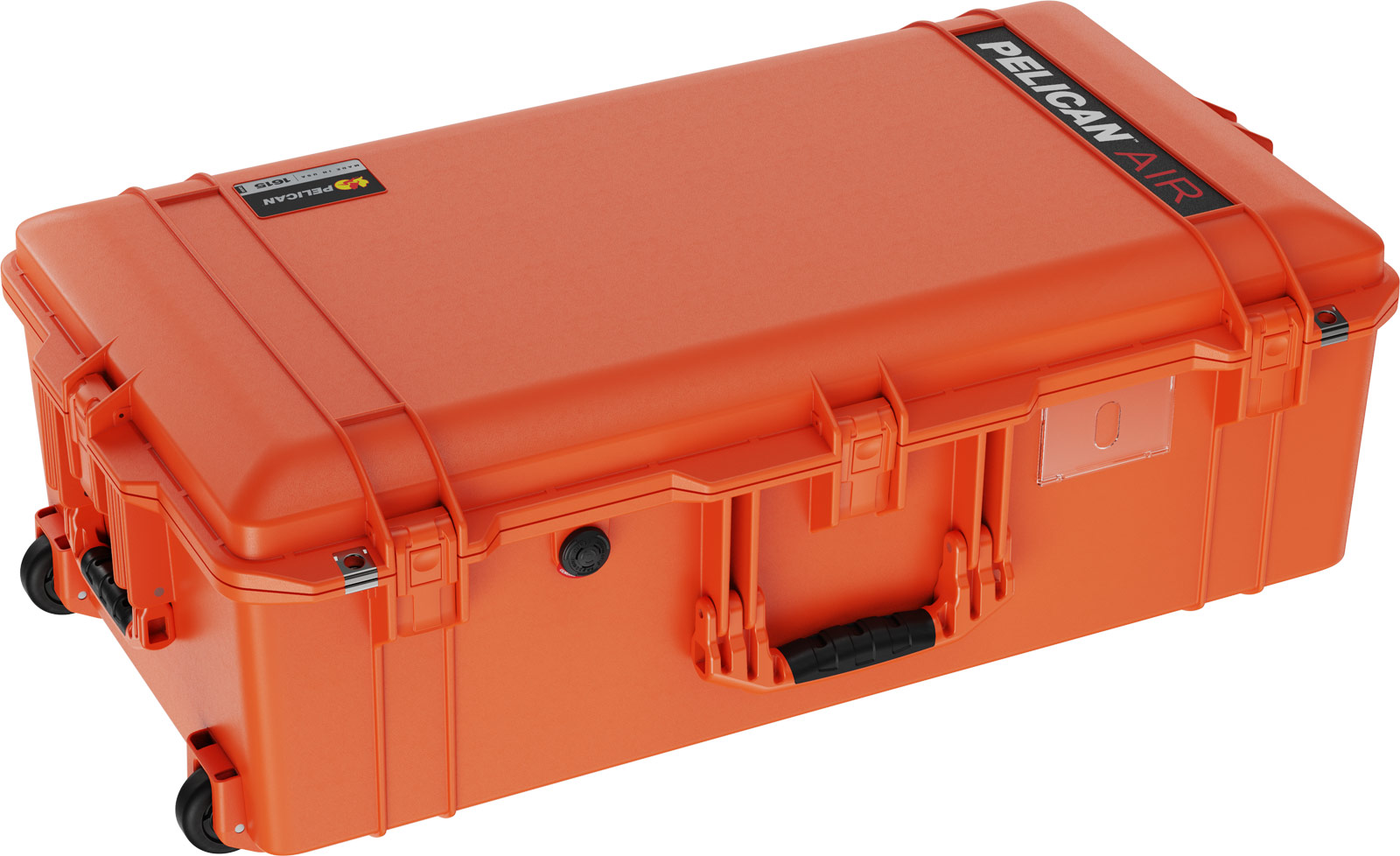 pelican 1615 air case orange travel cases