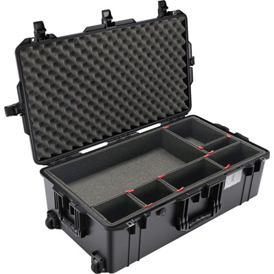 1615/pelican air 1615tp trekpak travel camera case