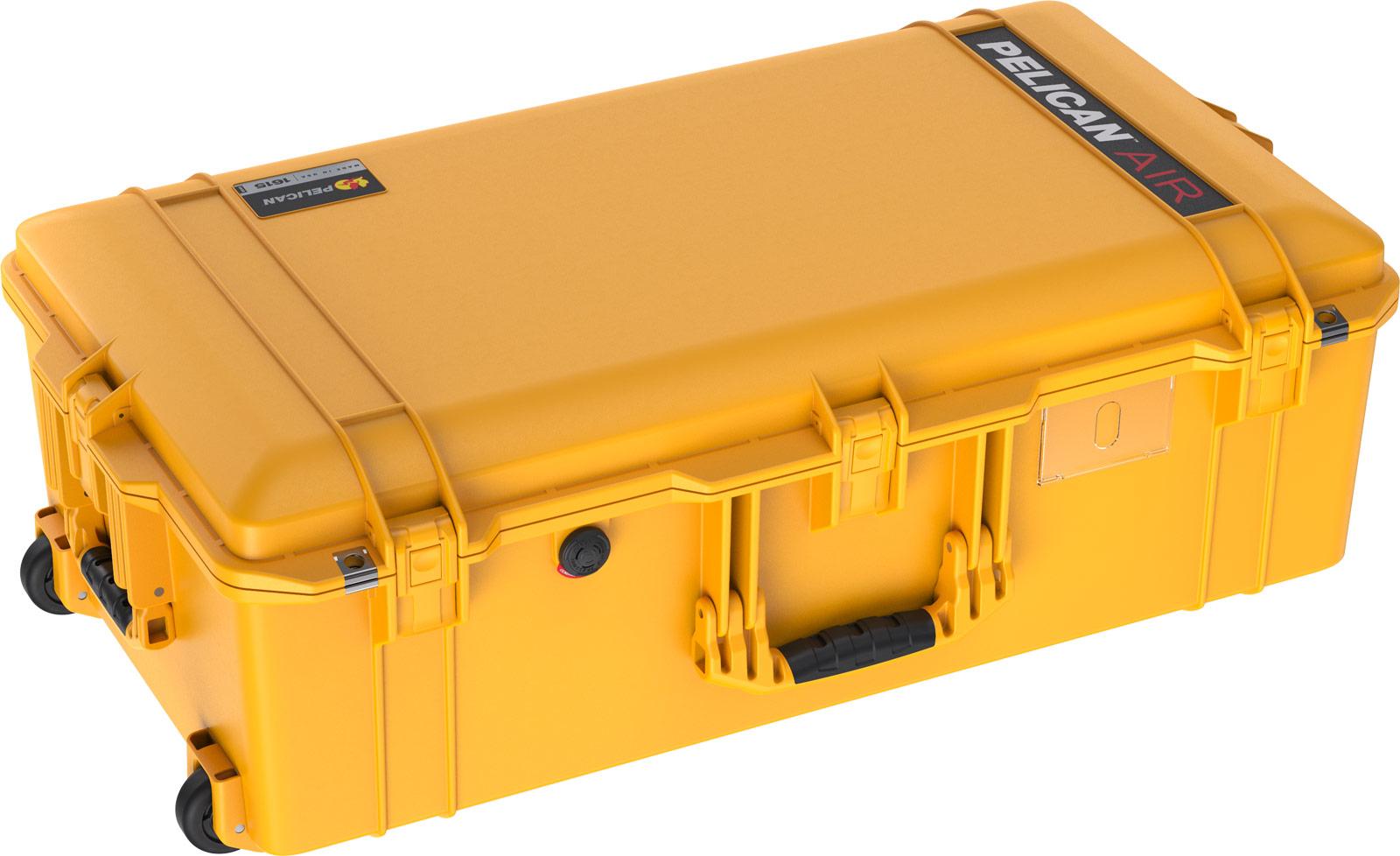 shop pelican air 1615 buy yellow travel case