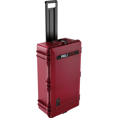 peli 1615 air travel tsa oxblood case