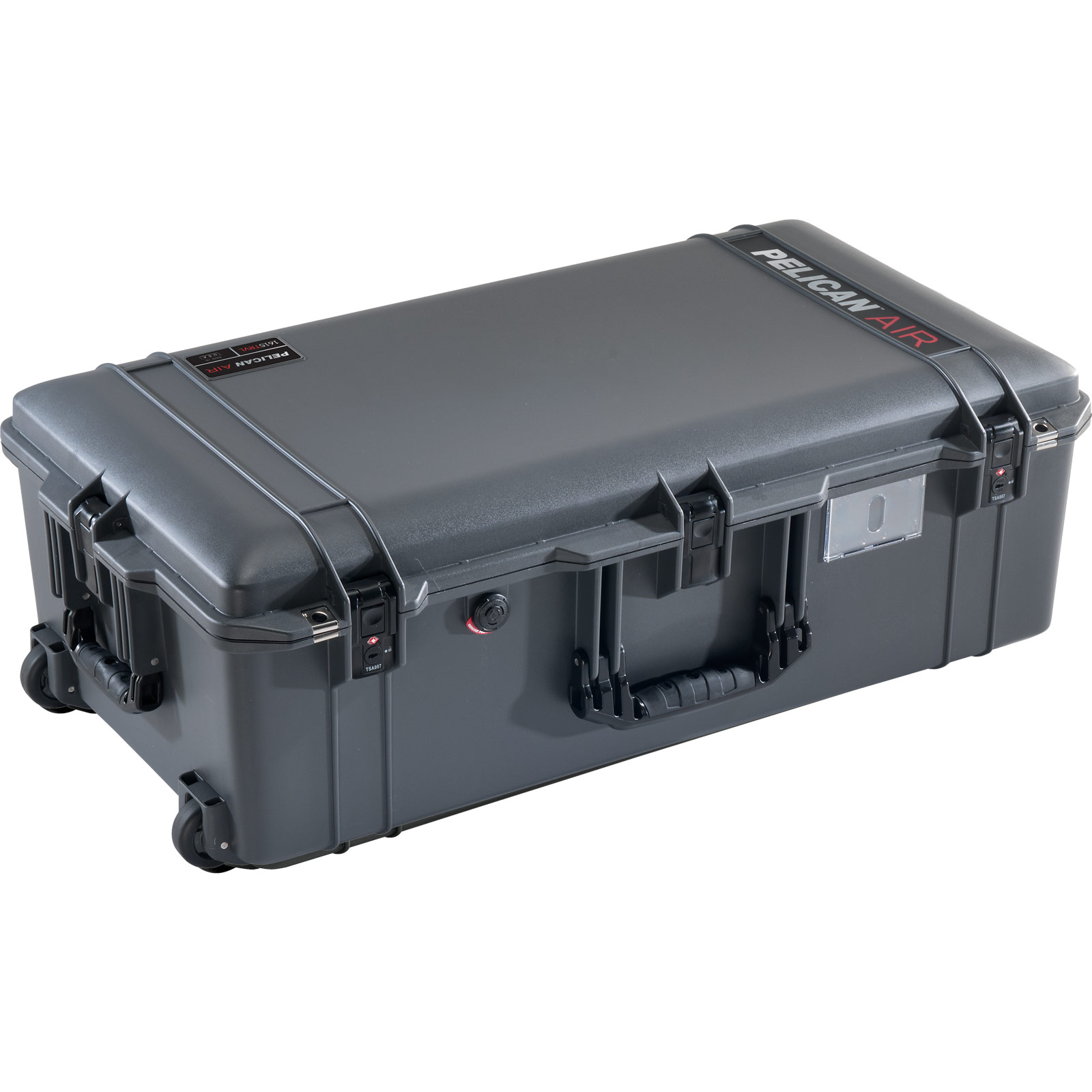 pelican 1615 characoal air travel case