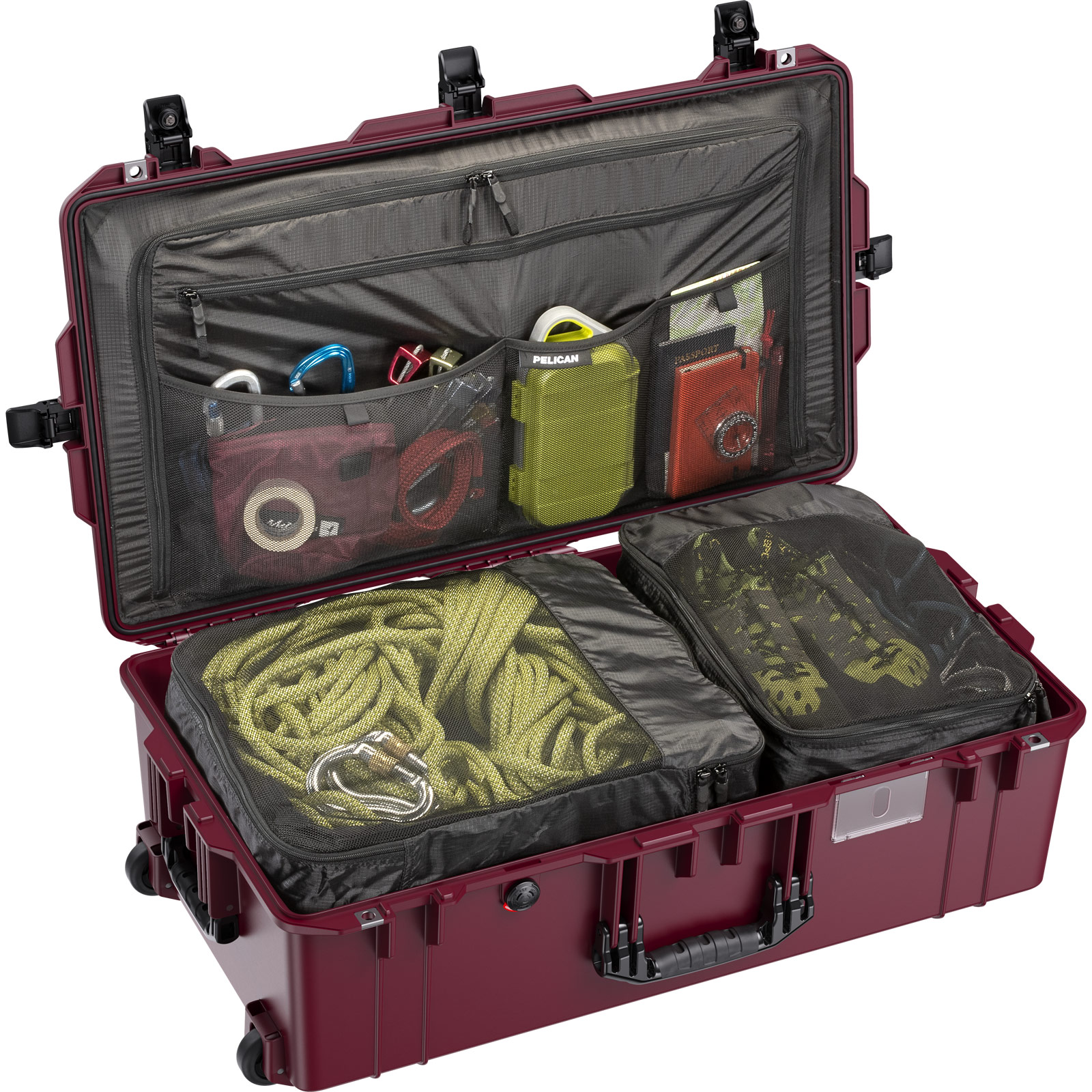 pelican 1615 check in airline luggage cases