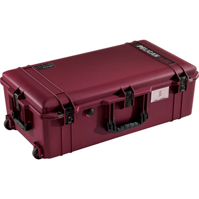 pelican oxblood air travel case