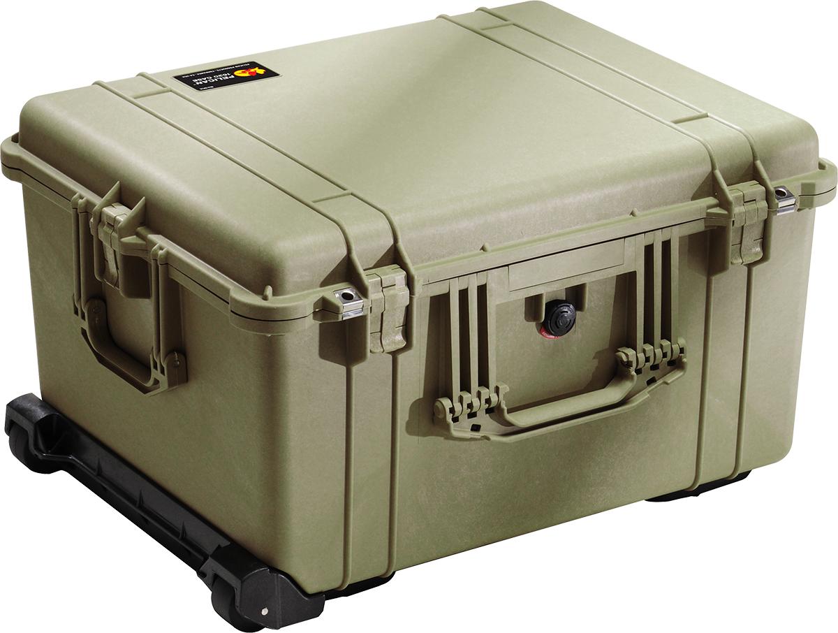 pelican 1620 green camera protector case