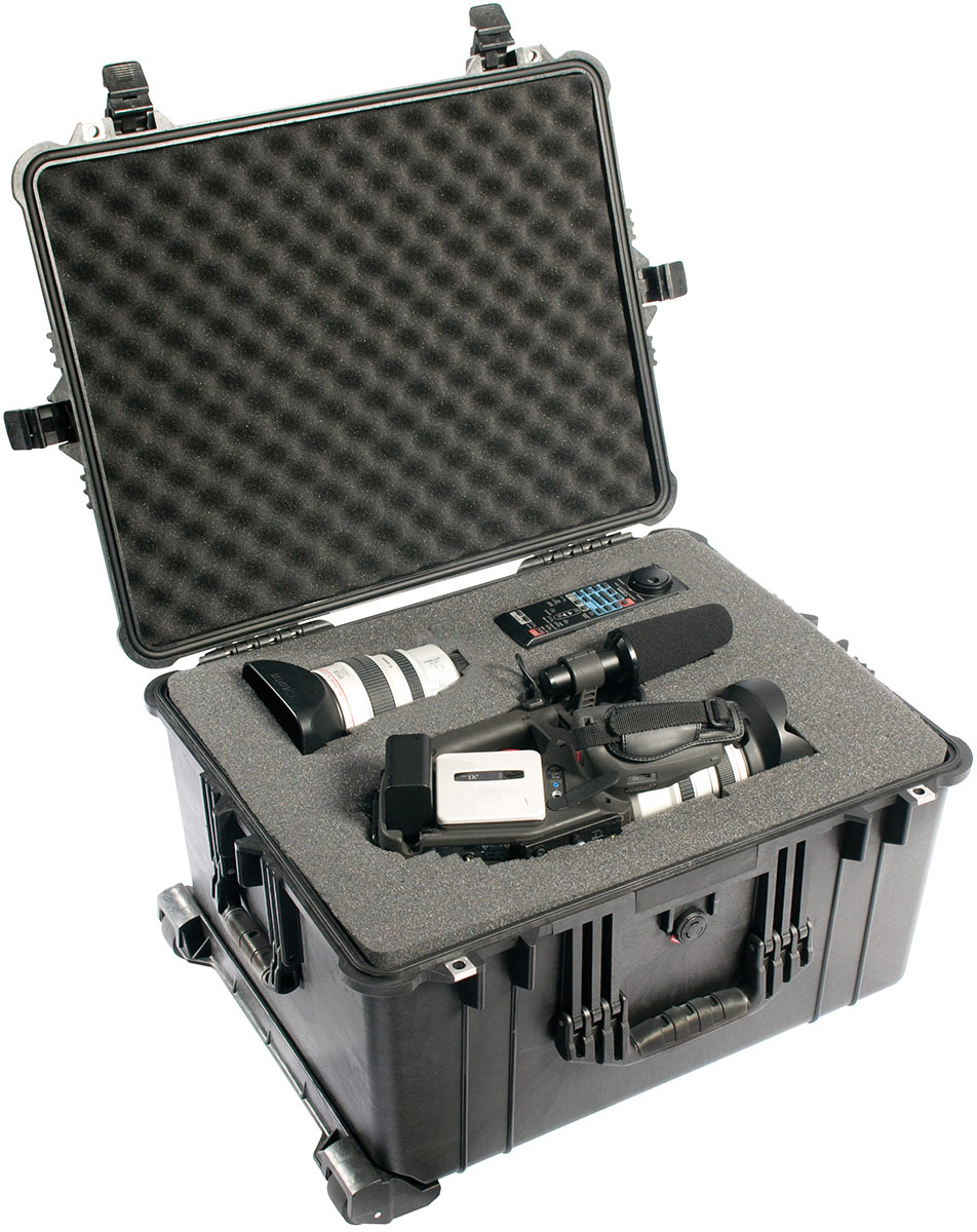 pelican peli products 1620 rolling video camera field case