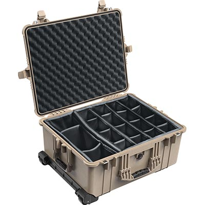 pelican 1620 strong rolling padded case