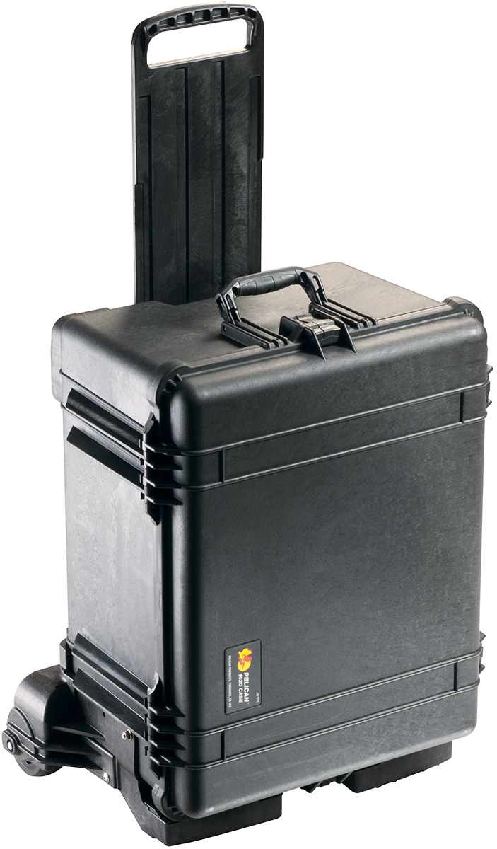 pelican 1620m waterproof tough rolling case
