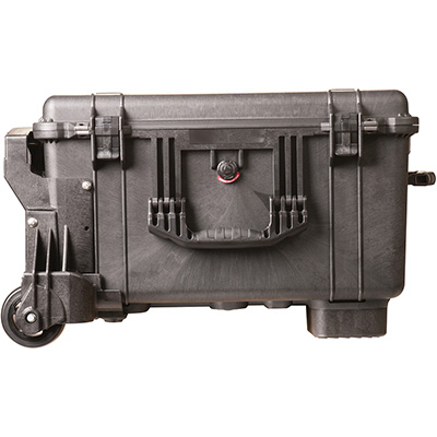 pelican hard rolling outdoor watertight case