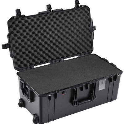 pelican 1626 air foam rolling case