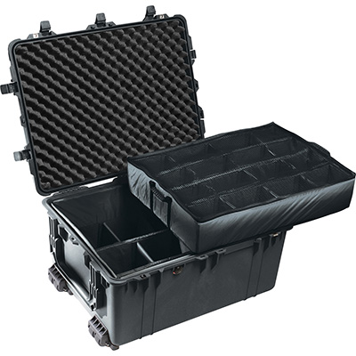 pelican 1630 1634 padded dividers camera case