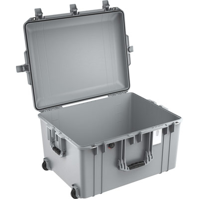 pelican 1637 air travel tsa silver case