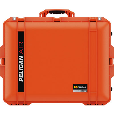 pelican 1637 orange dj controller case
