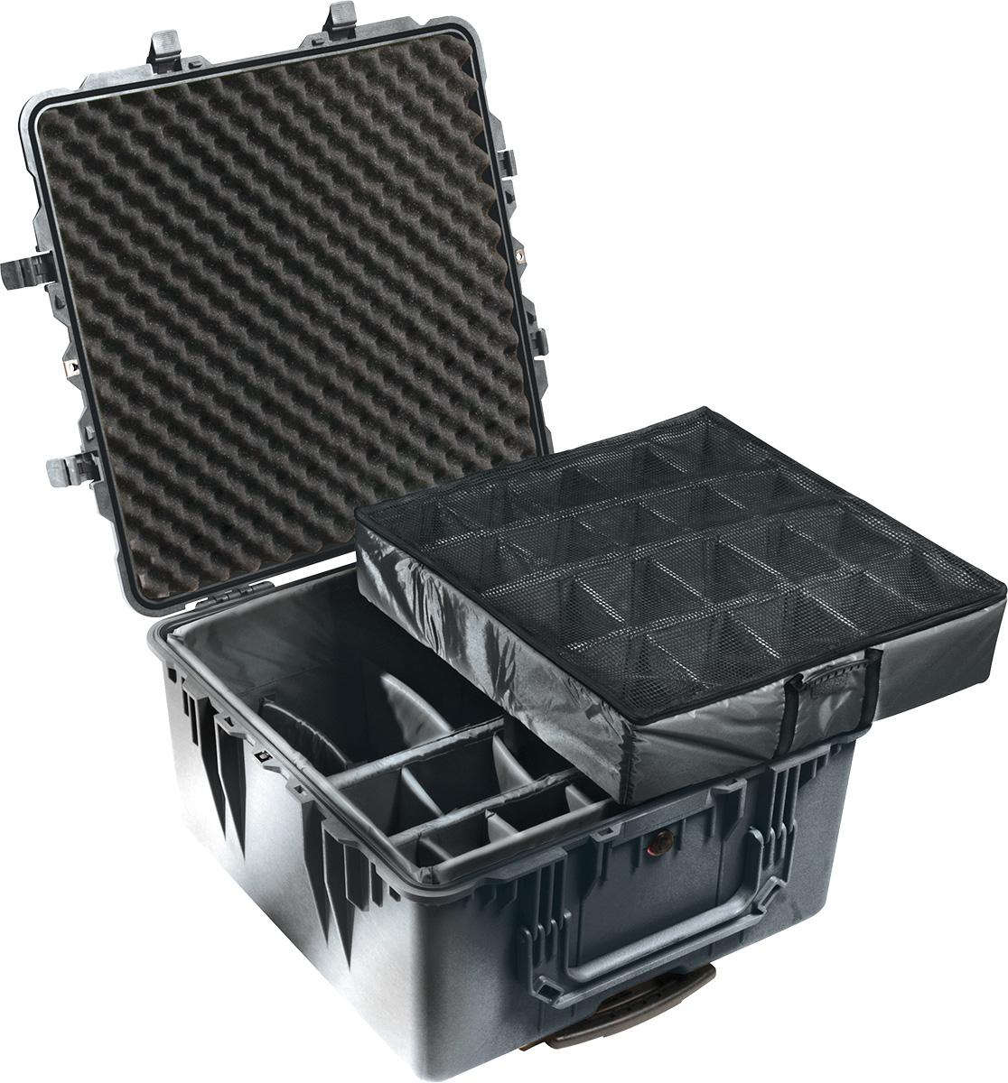 pelican 1640 1644 padded equipment hard case