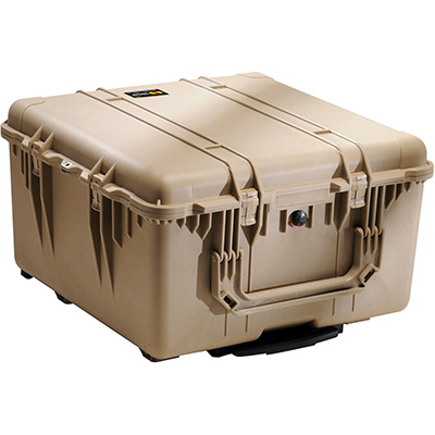 pelican military rolling transport tactical case