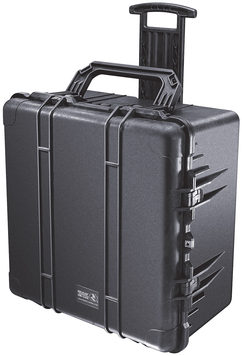 pelican strong hard plastic transport case