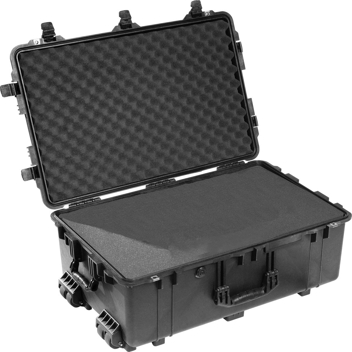 pelican 1650 padded rolling waterproof case