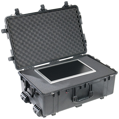 pelican 1650 rolling electronics protective case