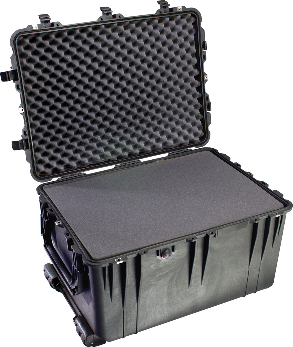 pelican 1660 large waterproof hard case