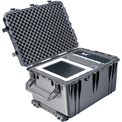 pelican 1660 large case electronics transport box