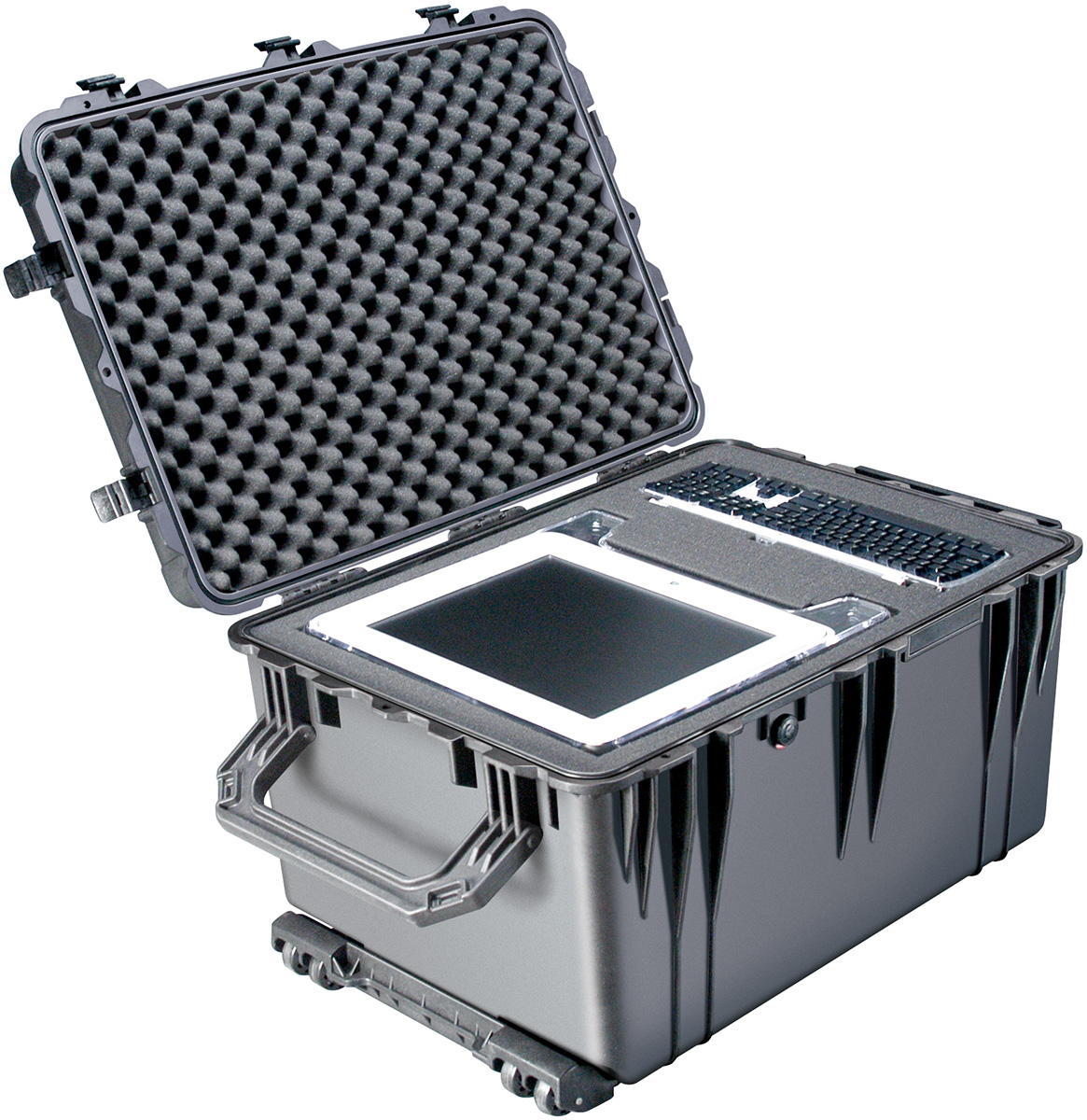 pelican large case electronics transport box