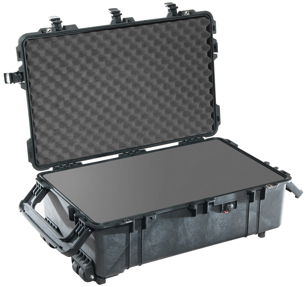pelican 1670 rolling weapon equipment hard case