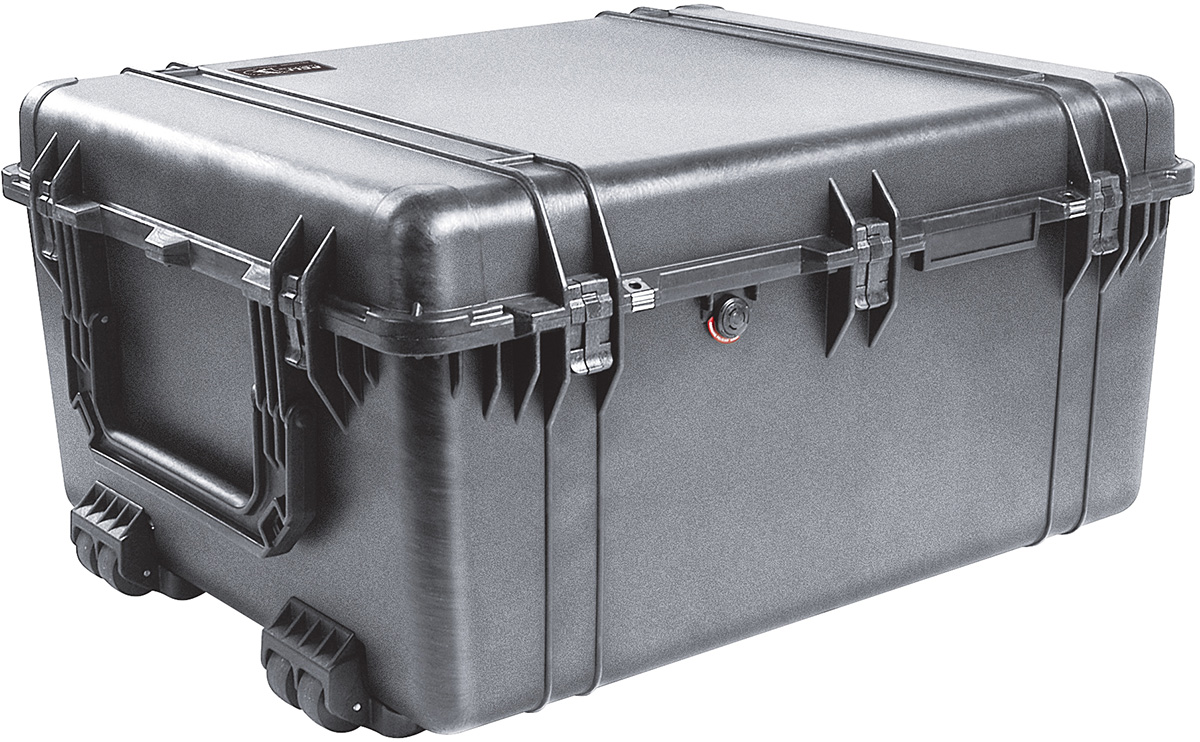 peli wheeled pelicase rolling transport case