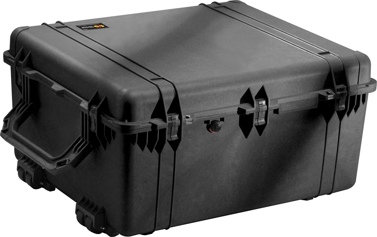 pelican 1690 hard crush proof equipment case