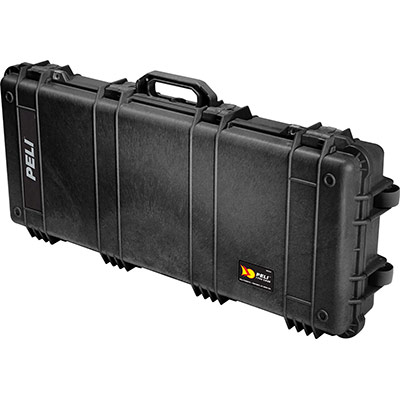 peli hard gun long case rifle waterproof