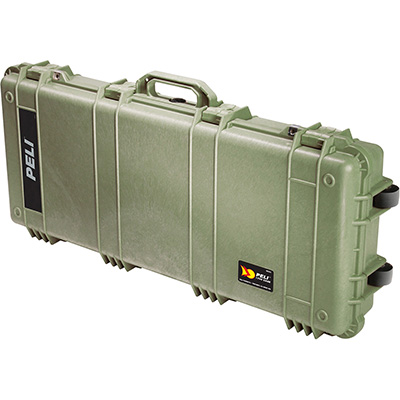 peli long rifle pelicase hard gun case