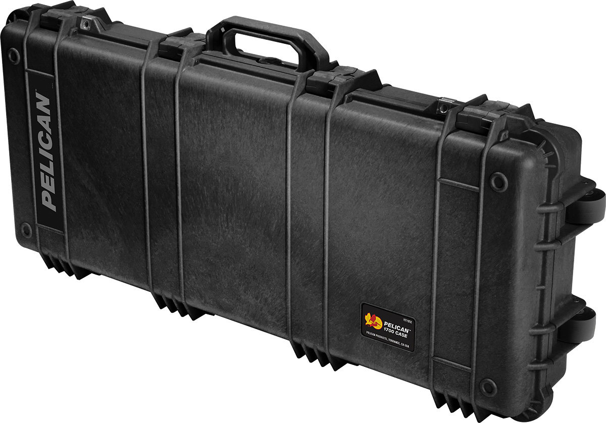 pelican hard gun long case rifle waterproof