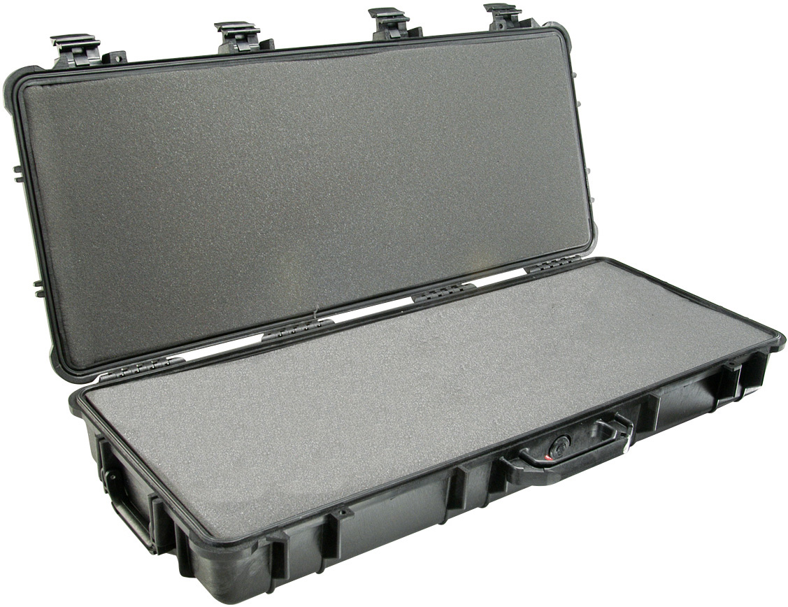 pelican 1700 usa made padded rifle case hardcase