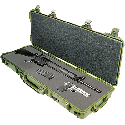 pelican 1720 rifle gun weapon waterproof case