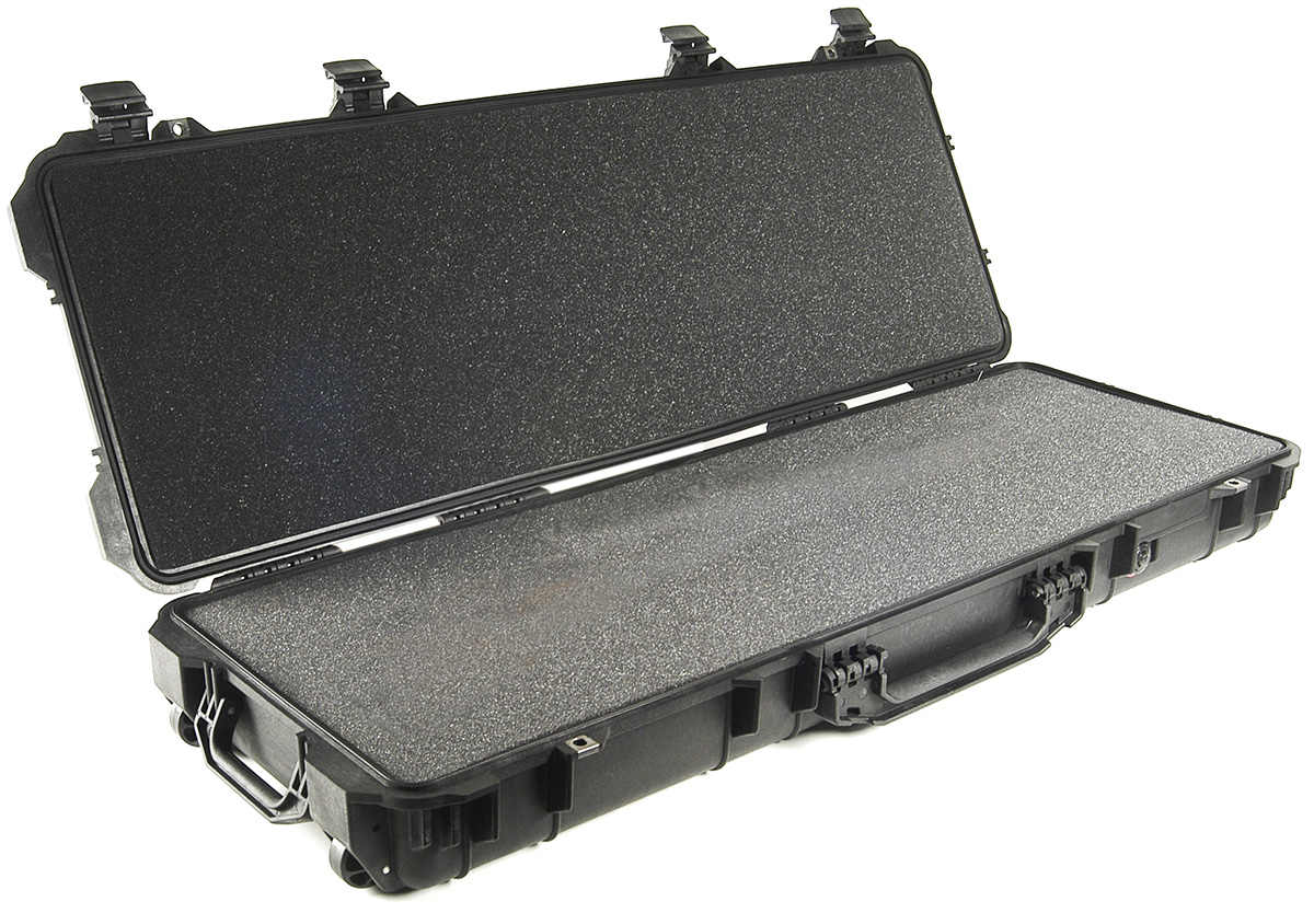 pelican 1720 hard gun rifle ar15 transport case