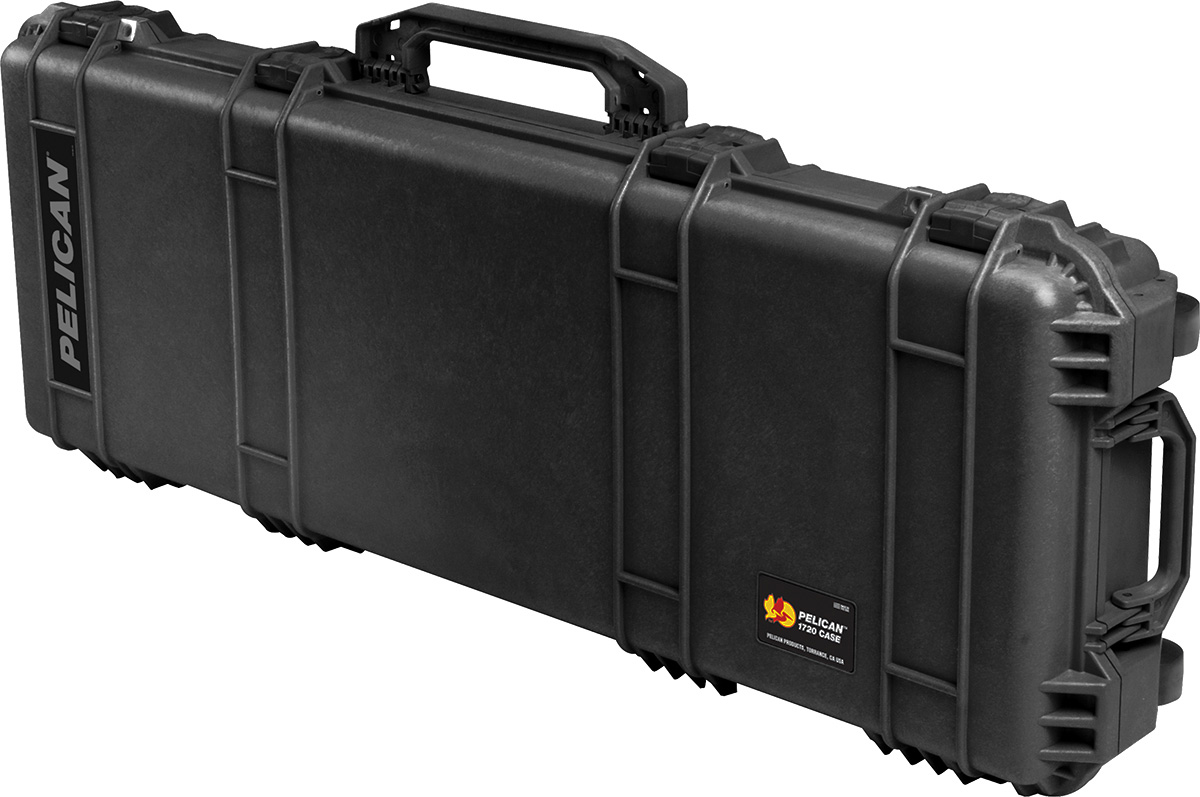 pelican waterproof hunting rifle case