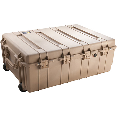 pelican big hard transport wheeled case