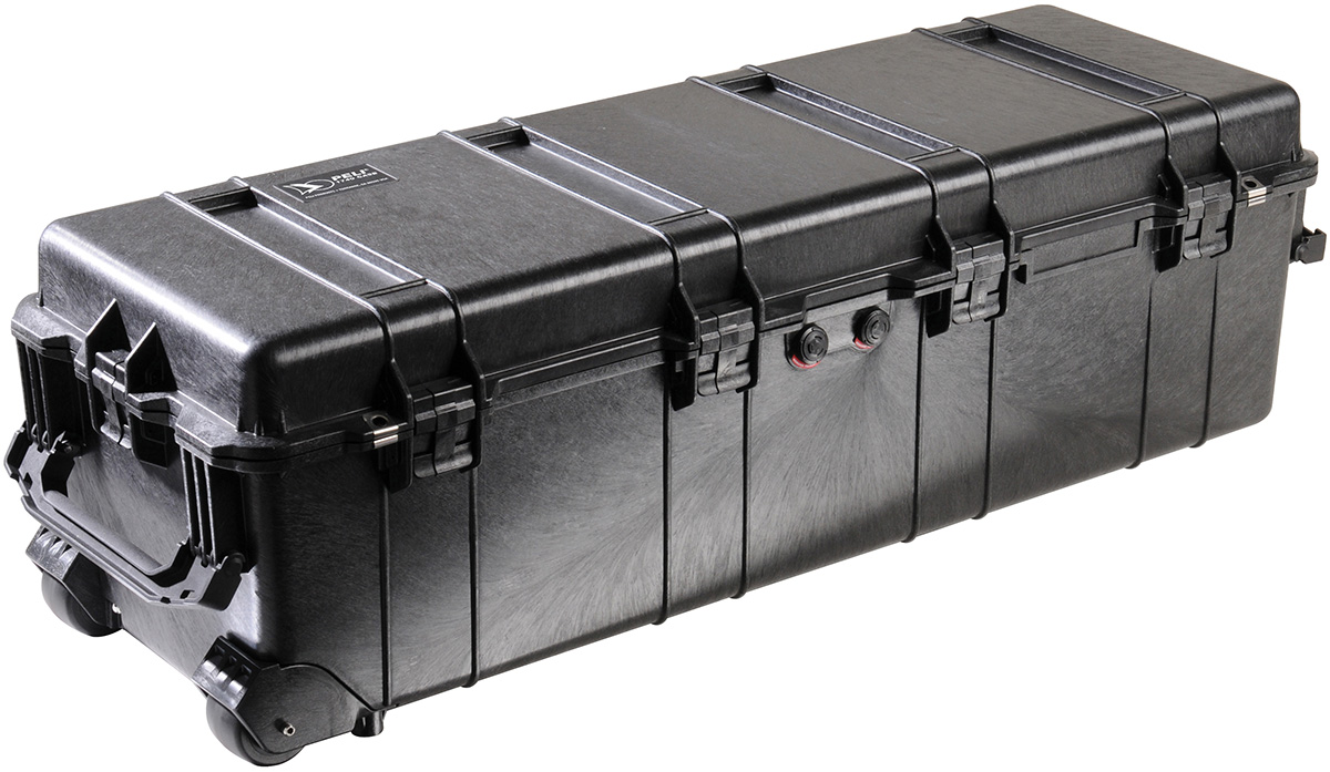 pelican 1740 long weapon transport hard case
