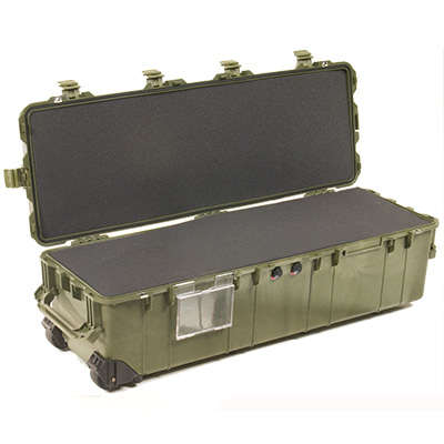 pelican 1740 foam long gun case