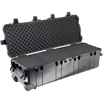 pelican 1740 police tactical weapons long case