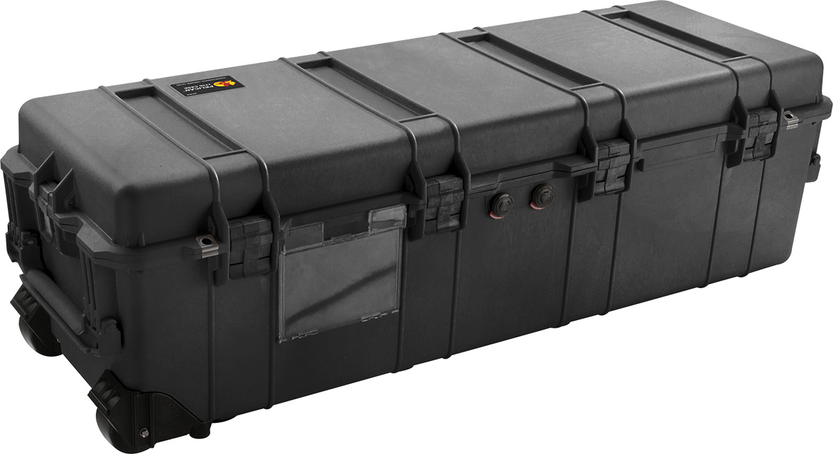 pelican peli products 1740 strong gun rifle military hard case