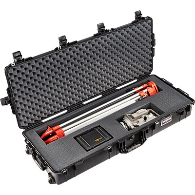 peli air long case 1745 tripod cases