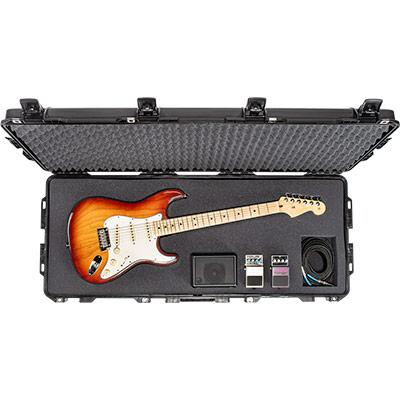 buy pelican guitar cases fender stratocaster case