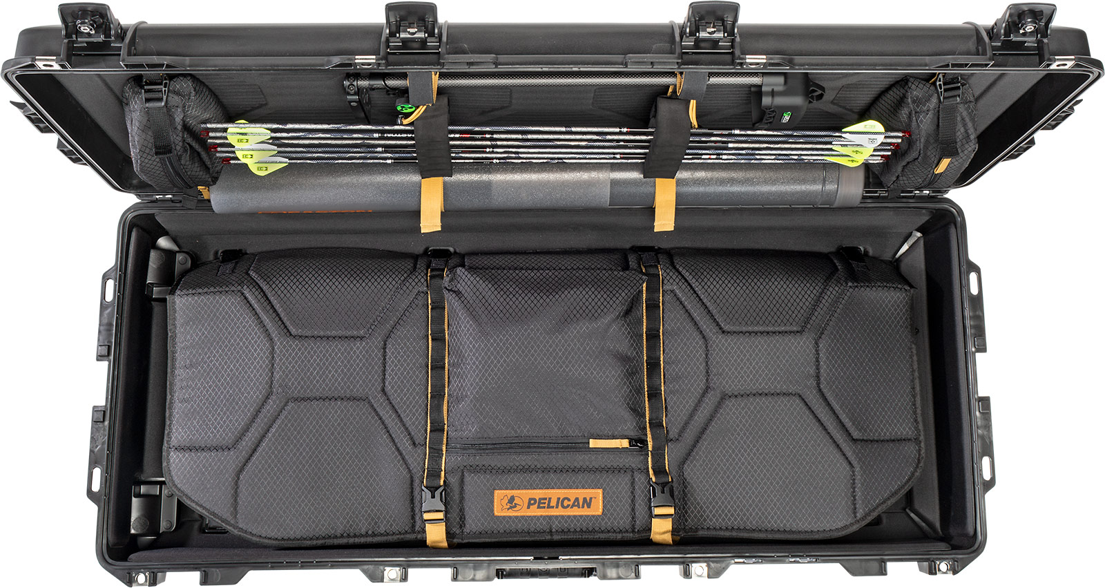pelican 1745bow 1745 air padded bow case