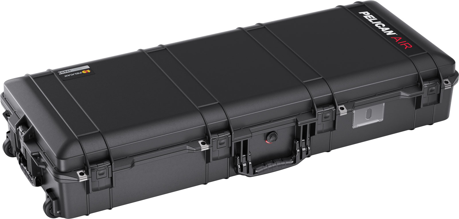 pelican 1745 air wheeled bow case